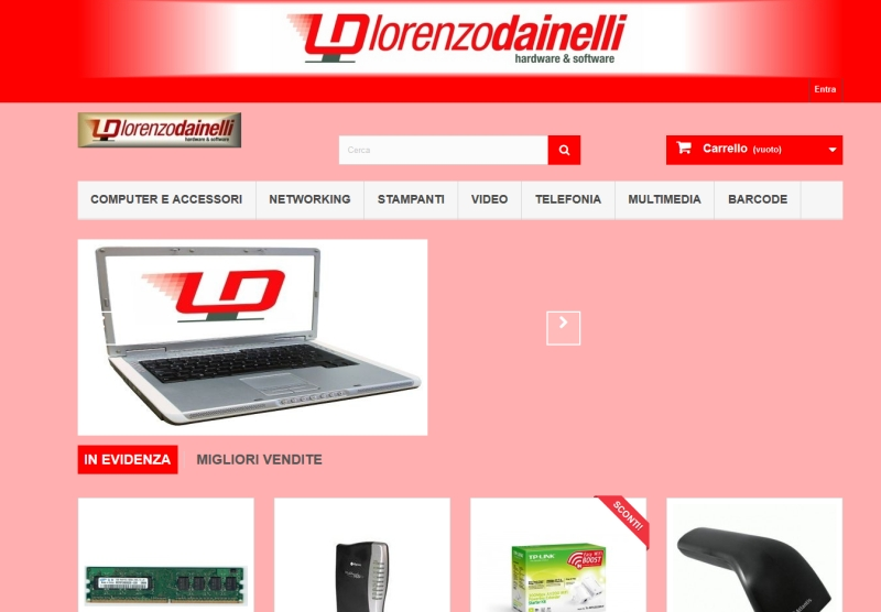 lorenzo dainelli Shop On Line